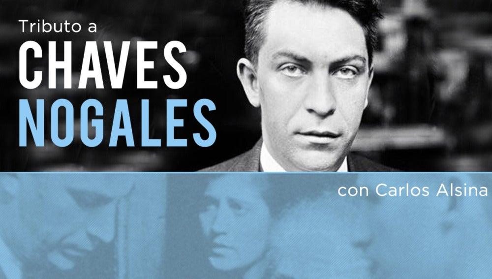 Tributo a Chaves Nogales con Carlos Alsina