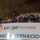 El FC Barcelona, campeón del Torneo Internacional LaLiga Promises
