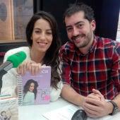 Almudena Cid y Aitor Gómez