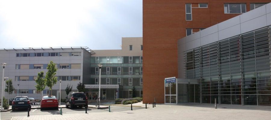 Hospital Mancha Centro de Alcázar de San Juan