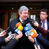 Rafael Uriarte, abogado de los futbolistas de la Arandina