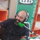 Sergio Miró. Periodista en Onda Cero Las Palmas