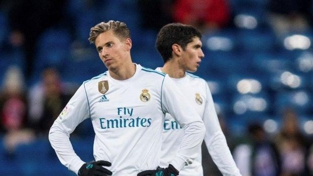 Marcos Llorente confía en la palabra de Lopetegui y se quedará en el Real Madrid