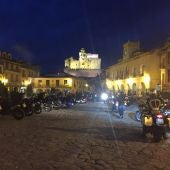 Motos en Turégano