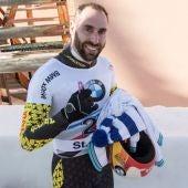 Ander Mirambell, tras su prueba en St. Moritz