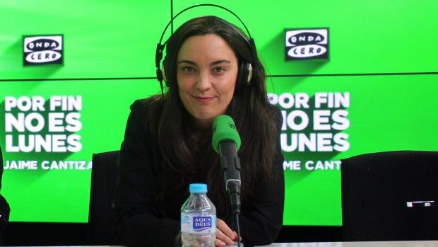 """Marta García Aller: """"Los extraterrestres ya pueden sacarse un DNI de la república catalana por internet"""""""