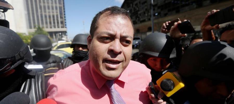 El diputado Julio Juárez Ramírez