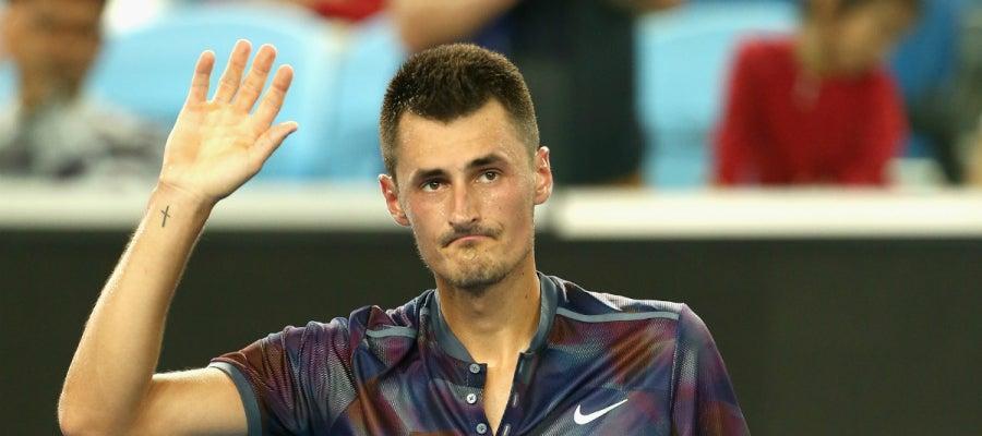 Tomic dice adiós