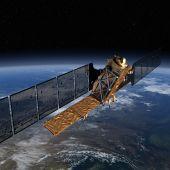 Imagen del satélites Sentinel-1