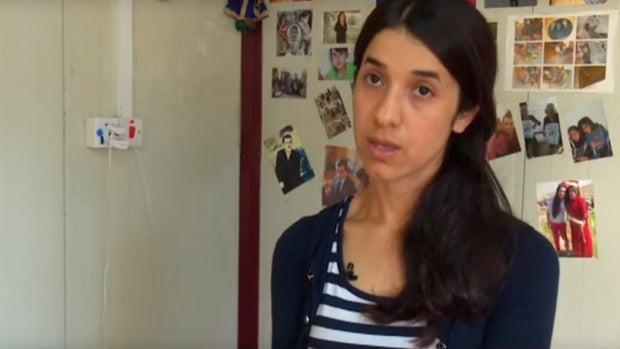 Mujeres con historia: La historia de Nadia Murad y otras esclavas sexuales del DAESH