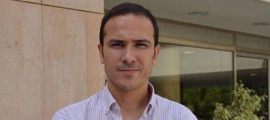 El ilicitano Antonio Parreño, periodista de TVE.