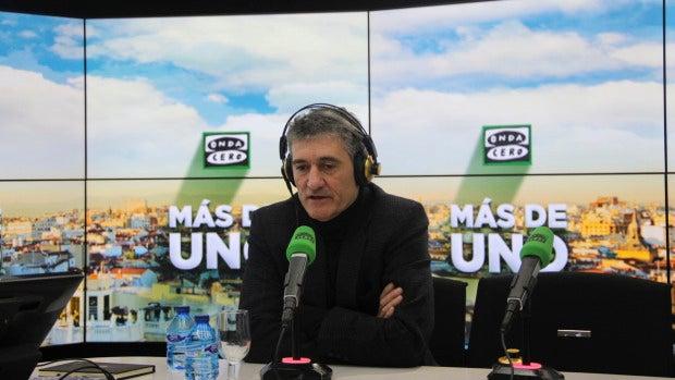 """Guillermo Fesser: """"El sueño de cualquier americano es comerse una gamba blanca de Huelva"""""""
