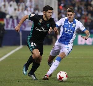 Leganés 0-1 Real Madrid | Un gol de Asensio acerca al Madrid a semifinales