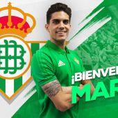 Marc Bartra, nuevo jugador del Real Betis