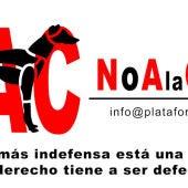 Manifestación en Alicante por la protección animal