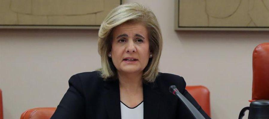 La exministra de Empleo Fátima Báñez