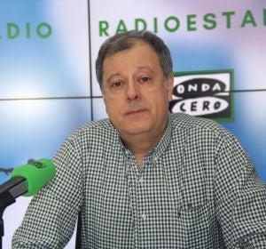 Raúl González Colomo, productor de Radioestadio.