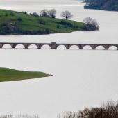 Embalse del río Ebro