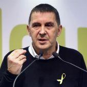 Arnaldo Otegi, coordinador general de Euskal Herria Bildu