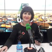 Silvia Casasola en Más de uno