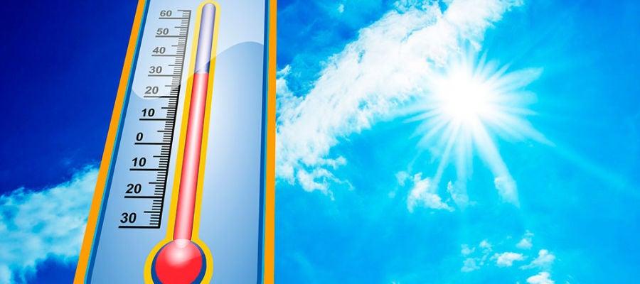2.017 registró una temperatura media de 1,4 grados superior a lo normal