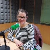 Lorena Bembrive en Gente Viajera de Galicia