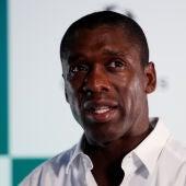 El nuevo entrenador del Deportivo de la Coruña, Clarence Seedorf.