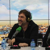 Javier y Carlos Bardem