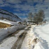 La nieve ha sido la protagonista durante el pasado fin de semana.