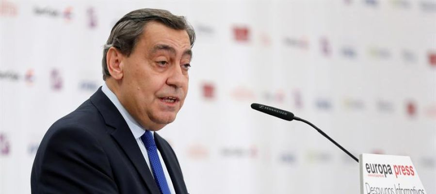 El fiscal general del Estado, Julián Sánchez Melgar