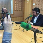 Asier Antona, pte. del PP de Canarias