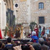 Representación de las Bodas de Isabel de Segura