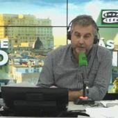 """Monólogo de Alsina: """"¿Va en serio Rajoy contra la inmersión, o sólo quiere que haya ya investidura?"""""""