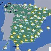 Tiempo en España para este viernes 16 de febrero