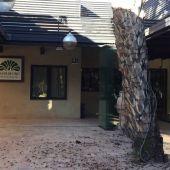 El Restaurante del Parque Municipal de Elche permanece cerrdo desde el 8 de enero