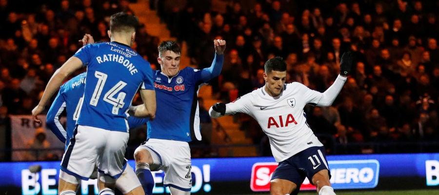 Tottenham en la FA Cup