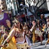 La previsión de lluvia podría complicar la celebración del desfile del Domingo de Piñata