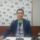 José Manuel Caballero, presidente de la Diputación