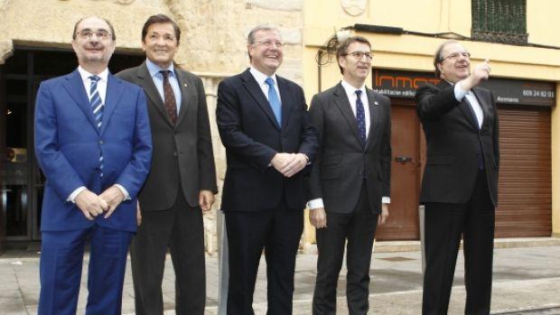 Reunión presidentes autonómicos