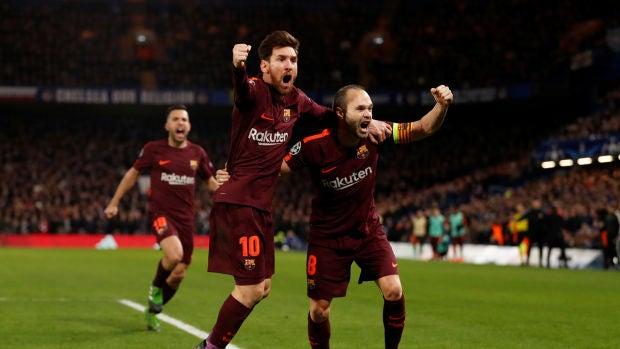 Chelsea 1-1 Barcelona   Los de Valverde sacan petróleo de Stamford Bridge