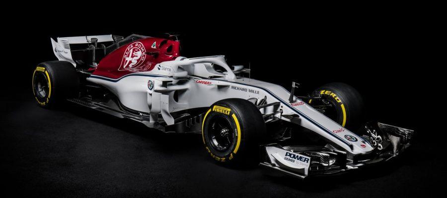Así es el nuevo Sauber C37