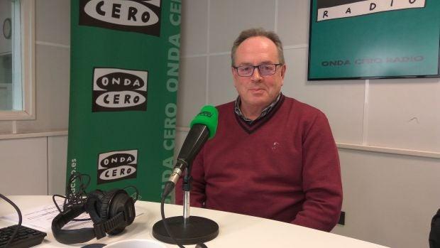 Eduardo Ortíz García, entrevista en 'Cantabria en la Onda'