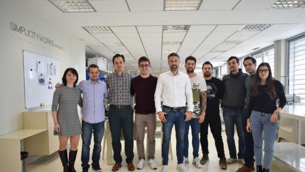 Integrantes de la compañía Simplicity Works
