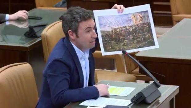 Su Señoría: Conocemos a Guillermo Díaz, de Ciudadanos