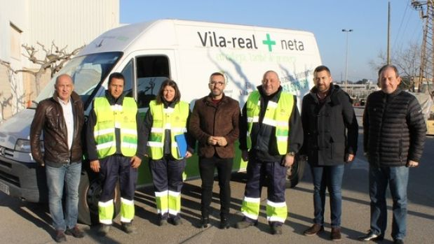 El pla Vila-real+neta llança el primer servei de repàs de recollida per a informar la ciutadania i millorar la neteja a la ciutat.