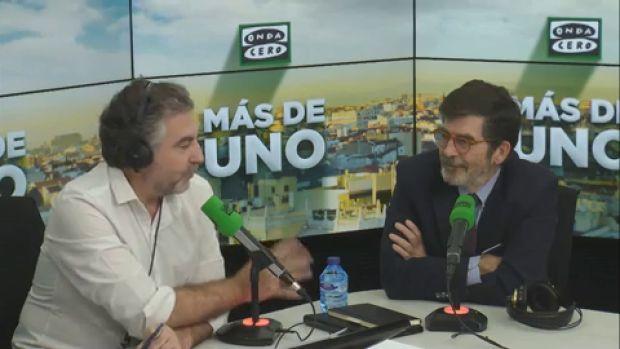 VÍDEO   Entrevista completa a José Enrique Serrano en Más de uno