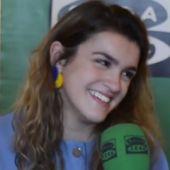 """Amaia: """"Si quedamos entre los diez primeros en Eurovisión nos tatuamos"""""""