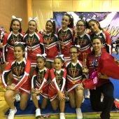 Creerleading Juventud Alcalá