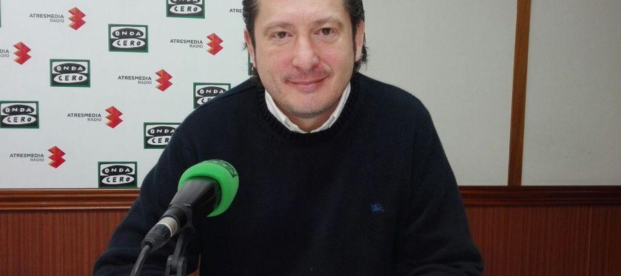 Pedro Fernández, concejal no adscrito del Ayuntamiento de Ciudad Real