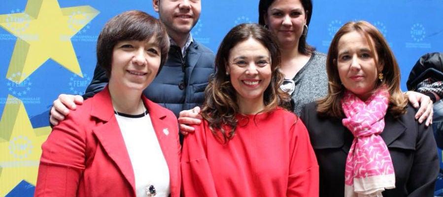 Alcades de Ciudad Real presentes en la reunión de la FEMP